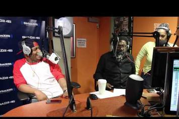 """AZ Feat. Questlove """"Sway In The Morning Freestyle"""" Video"""