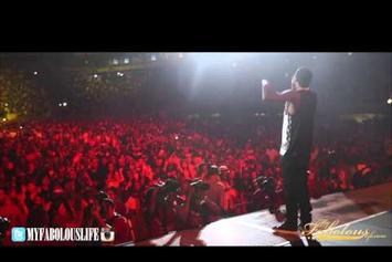 "Fabolous ""Summer Jam XX Vlog"" Video"