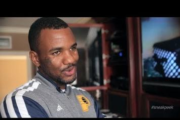 """The Game """"Shows Off Sneaker Collection w/ Nice Kicks"""" Video"""