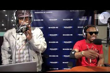"""B.o.B """"5 Fingers Of Death Freestyle"""" Video"""