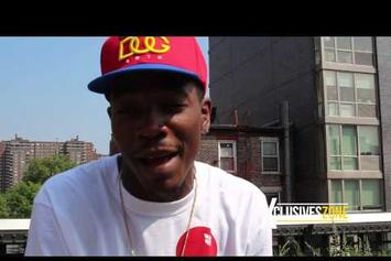 "Dizzy Wright ""Talks On West Coast, ""Golden Age"" Mixtape & More"" Video"