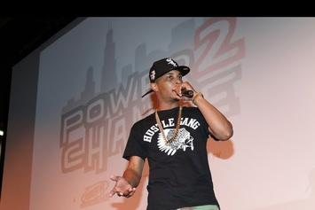 "T.I. ""Speech @ Power 92's Power 2 Change"" Video"