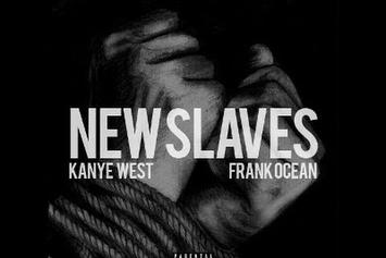 "Kanye West ""Premieres ""New Slaves"""" Video"