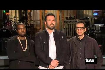 "Kanye West ""SNL Promo"" Video"