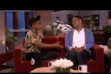 "Jaden Smith ""Discusses Emancipation "" Video"