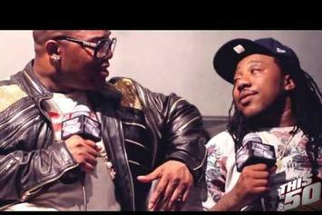 """Frenchie """"Talks Long Overdue Tape & French Montana"""" Video"""