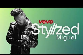 """Miguel """"Showcases His Style """" Video"""