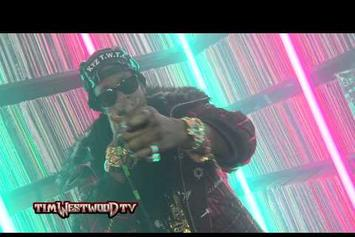 "2 Chainz ""Tim Westwood Freestyle"" Video"
