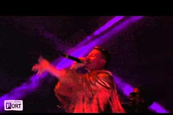 "Macklemore ""Thrift Shop (Live At SXSW)"" Video"