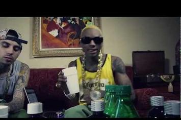 "Soulja Boy ""Top Back"" Video"