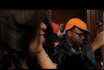 "Raekwon Feat. AZ & Altrina Renee ""86 (Remix)"" Video"