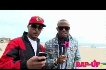 "T.I. Feat. Kendrick Lamar, B.o.B. & Kris Stephens ""BTS Of ""Memories Back Then"""" Video"