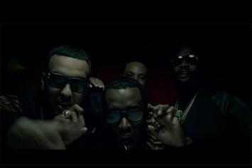 "Chinx Drugz Feat. French Montana, Rick Ross & Diddy ""Im A Coke Boy (Remix) [Trailer]"" Video"