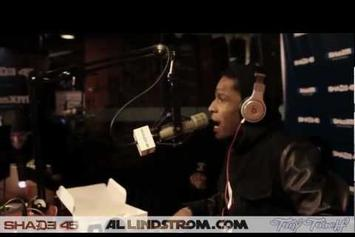 "ASAP Rocky ""Toca Tuesdays Freestyle"" Video"