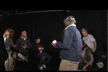 "Joe Budden ""Confronts Consequence At Hot 97"" Video"