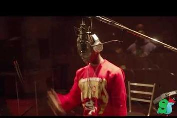 "Meek Mill Feat. Lil Durk & Lil Snupe ""In The Studio"" Video"