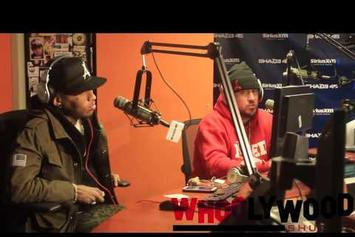 "Kid Ink Feat. Ill Will ""Talk Signing With RCA & Not With Other Majors"" Video"