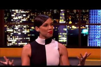 "Alicia Keys ""Jonathan Ross Interview"" Video"