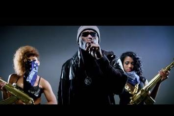 """50 Cent Feat. Young Jeezy & Snoop Dogg """"Major Distribution"""" Video"""