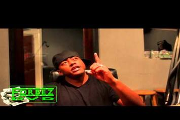 """Cassidy """"God Is So Good To Me (In Studio)"""" Video"""