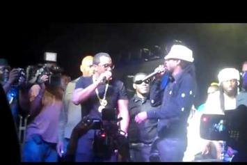 """Diddy Feat. Beanie Man """"Performing In Kingston, Jamaica"""" Video"""
