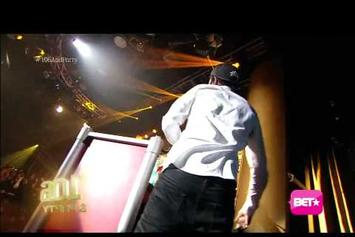 """Trinidad James """"Performance On BET 106 & PARTY (New Years Eve Special)"""" Video"""