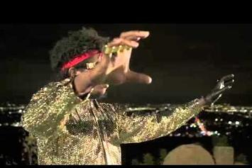 "Trinidad James ""BTS - ""One More Molly"""" Video"