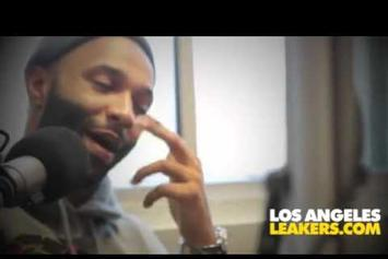 "Joe Budden ""Talks ""No Love Lost"" & New Single "" Video"