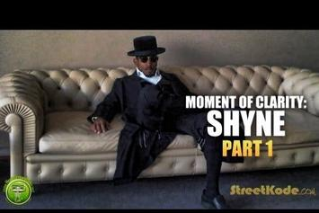 "Shyne ""Responds To Game's Diss"" Video"