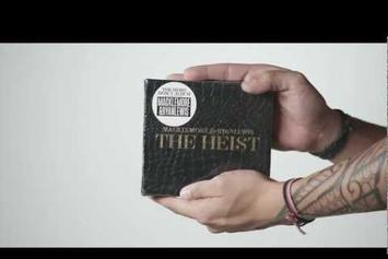 """Macklemore Feat. Ryan Lewis """"The Heist Deluxe Edition (Trailer)"""" Video"""