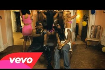 """2 Chainz Feat. Kanye West """"Birthday Song"""" Video"""
