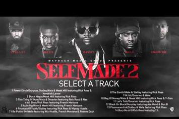"Maybach Music Group """"Self Made Vol. 2"" Full Album Stream"" Video"