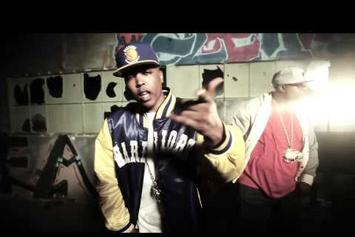 "E-40 Feat. Kendrick Lamar & Droop-E ""Catch A Fade"" Video"