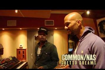"Common Feat. Nas ""Ghetto Dreams (Trailer)"" Video"