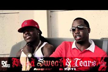 """Behind The Scenes with Ace Hood """"Ace shuts down Super Jam in Camden, NJ + Diddy talks"""" Video"""