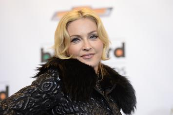 "Stream Madonna's ""Rebel Heart,"" Featuring Nicki Minaj, Nas & More"