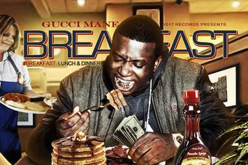 """Stream Three New Albums From Gucci Mane: """"Breakfast"""", """"Lunch"""" & """"Dinner"""""""