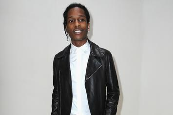 ASAP Rocky's Album Is Finished, Will Feature FKA Twigs & Clams Casino