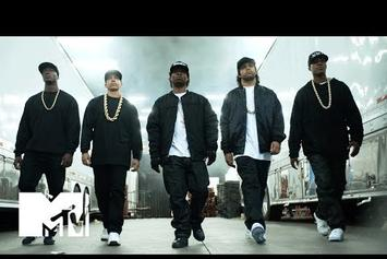"""New Trailer For N.W.A. """"Straight Outta Compton"""" Biopic"""