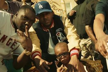 "Kendrick Lamar ""King Kunta"" Video"