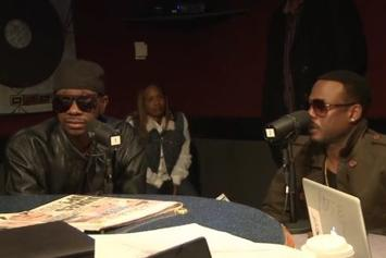 Jodeci On Ebro In The Morning