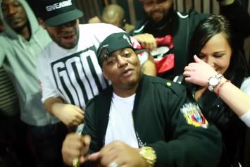 """Cassidy Feat. Fred Money """"MMM"""" Video"""