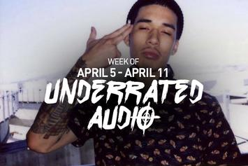Underrated Audio: April 5 - April 11
