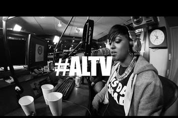 Rapsody Freestyles On Shade 45
