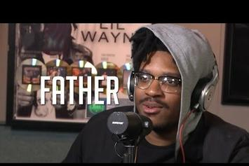 """Father Talks About """"The Wu-Tang Hole"""" & Being A Nerd On HOT 97"""