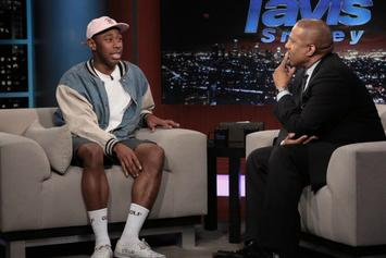 "Tyler, The Creator Talks ""Cherry Bomb"" On PBS"