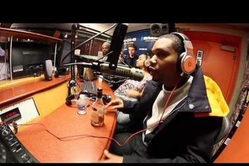 Charles Hamilton Freestyles For 9 Minutes On Shade 45