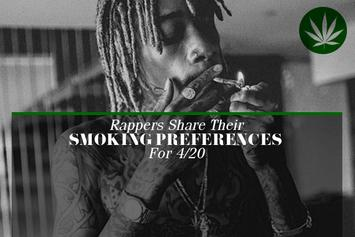 Rappers Share Their Smoking Preferences For 4/20