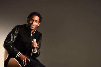 "ASAP Rocky Debuts ""The Beauty And The Beast"" At Tribeca Film Festival; Watch A Teaser"