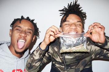 Rae Sremmurd Bring A Weed Baggie To Their Terry Richardson Photo Shoot